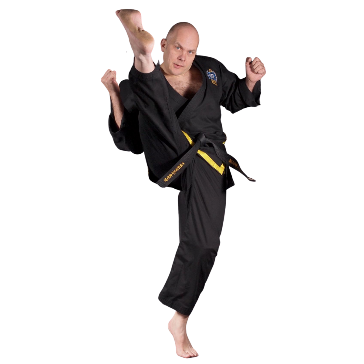 Mark Fisher Founder of TAO Dragons Martial Arts
